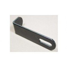 """Center Stand Stop - Black 6 1/4"""""""