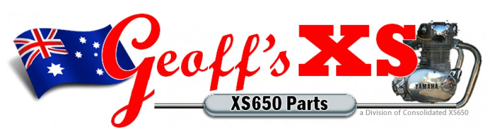 Geoff'sXS for all your XS650 parts in Australia